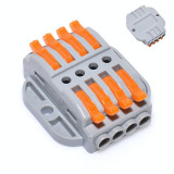 Cumpara ieftin Conector Doza, 4-4 pentru Cablu, LT4