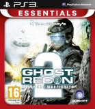 Joc consola Ubisoft GHOST RECON ADVANCED WARFIGHTER 2 ESSENTIALS PS3