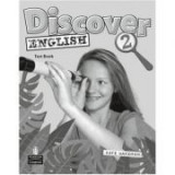 Discover English Level 2 Test Book - Kate Wakeman