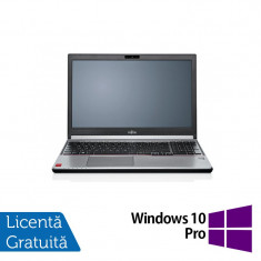Laptop FUJITSU SIEMENS Lifebook E754, Intel Core i5-4200M 2.50GHz, 4GB DDR3, 320GB SATA, DVD-RW, 15.6 Inch + Windows 10 Pro
