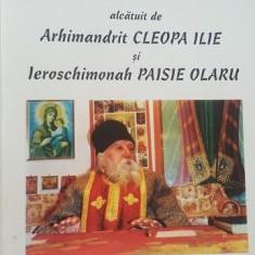 Acatistier alcatuit de Arhimandrit Cleopa Ilie