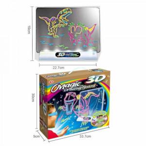 Platforma pentru Desen 3D Magic Board