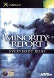 Joc XBOX Clasic Minority report - Everybody runs