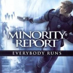 Joc XBOX Clasic Minority report - Everybody runs