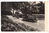 CPIB 16827 CARTE POSTALA - TIMISOARA, ECLUZA PE CANALUL BEGA, RPR, Circulata, Fotografie