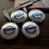 Capace Volvo gri de jante aliaj set 4 buc