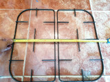 Set gratar aragaz Arctic/Beko 54x48,5cm /C86