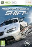 Need for Speed - SHIFT - NFS - XBOX 360 [Second hand] md, Curse auto-moto, 3+, Multiplayer