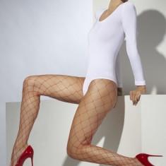 Ciorapi Plasa Rosii