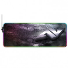 Mouse pad gaming ABKONCORE LP800 RGB, LED