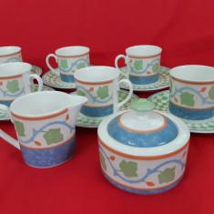Serviciu Ceai Cafea portelan Villeroy & Boch Twist Lucca