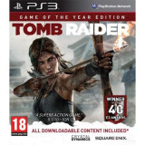 Tomb Raider - Game of the Year Edition PS3, Actiune, 12+