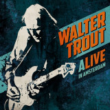 Walter Trout Alive In Amsterdam LP Boxset (3vinyl)
