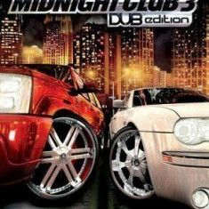 Joc PSP Midnight Club 3: DUB Edition