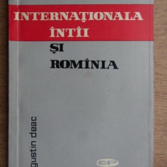 Augustin Deac - Internationala intaii si Romania