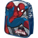 Rucsac Spiderman Star, 34 cm, bretele reglabile