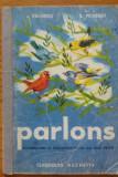 Parlons - vocabulaire et elocutions pour tout petits, 1961