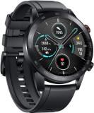 Smartwatch Honor Watch Magic 2, OLED 1.39inch, 32MB RAM, 4GB Flash, Bluetooth, Bratara silicon, 46mm, Android/iOS (Negru)