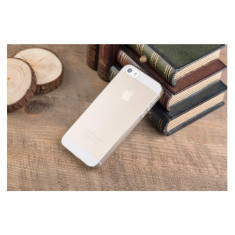 Husa USAMS Primary Series Apple Iphone 5, 5S, 5SE Transparenta