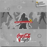 CD Coke Light Summer-Compilation, original