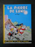 JOHAN ET PIRLOUIT - LA PIERRE DE LUNE PAR PEYO (2003, editie cartonata)