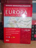 ATLAS RUTIER COMPACT : EUROPA , 2008