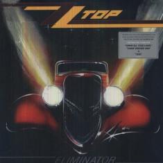 ZZ Top Eliminator 30th Anniv. ed. 180g LP (vinyl)