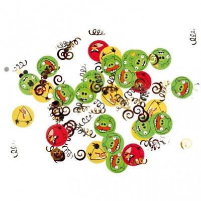 Confetti Angry Birds Party 34g set 3 pungi foto