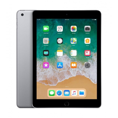 Tableta ipad (2018) 9.7 retina display 2048x1536 led-backlit multi-touch display with ips technology 264ppi procesor foto