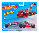 Hot Wheels Camioane Turbo Beast, Mattel