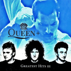 Queen Greatest Hits III remastered 2011 superjewelcase (cd)