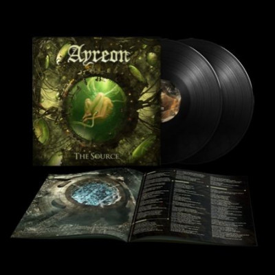 Ayreon The Source 180g LP (vinyl) foto