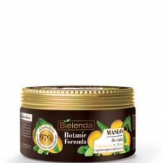 Unt de corp cu extract de Lamaie + Menta Botanic Formula, 250 ml