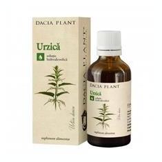 Tinctura Urzica Dacia Plant 50ml Cod: 10526