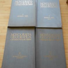 MONOGRAFIA GEOGRAFICA A REPUBLICII POPULARE ROMANE