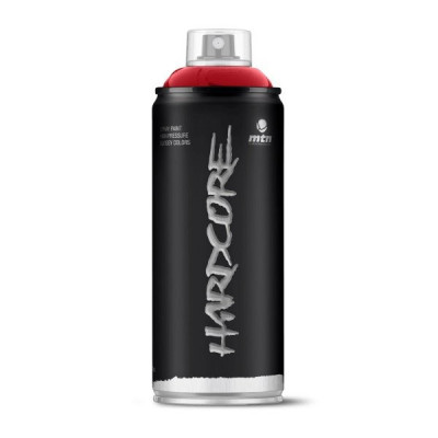 Vopsea spray pt. graffiti MTN Hardcore – Bordeaux Red foto