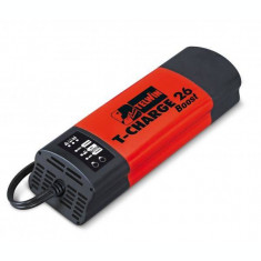 Redresor auto Telwin T-CHARGE 26 BOOST 230V Rosu