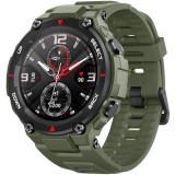 Ceas smartwatch Amazfit T-Rex, Army Green