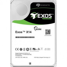 Hard disk server Seagate Exos X14 10TB SAS 256MB 3.5 inch