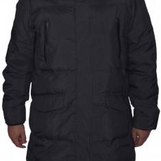 Jacheta textil barbati, din poliamida, marca Geox, M8428V-F4386-D2-06, indigo 52