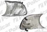 Lampa semnalizare fata Bmw Seria 3 E46 Coupe/Cabrio 05.1999-09.2001 BestAutoVest partea stanga , alba cu suport bec