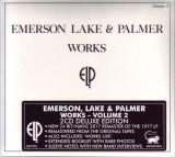 Emerson, Lake Palmer Works Vol II remastered (2cd)