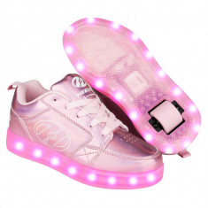 Heelys Premium 2 Lo Light Pink/Hologram