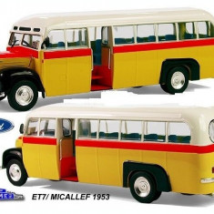 Macheta autobuz Ford THAMES ET 7 - 1952 scara 1:43