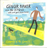 GINGER BAKER & DENVER JAZZ QUINTET - COWARD OF THE COUNTY, 1998