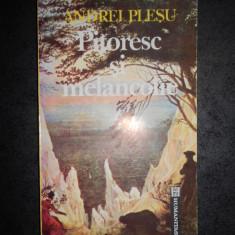 ANDREI PLESU - PITORESC SI MELACOLIE (1992)