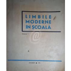 Limbile moderne in scoala, vol. 1