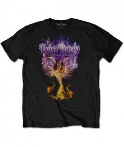 Tricou Unisex Deep Purple: Phoenix Rising
