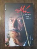 Jurnalul unui geniu- Salvador Dali , 2016