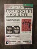 Almanah Universuri Secrete, 2018